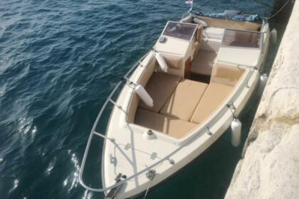 Hire Motorboat Bayliner 2240 Pula