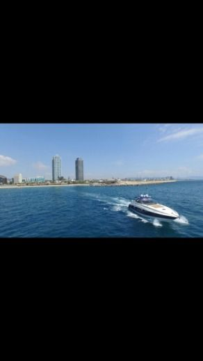 Sunseeker Camargue 52 in Barcelona for hire