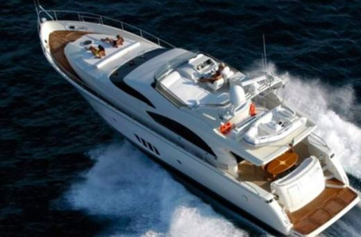 Motorboat Dominator Srl 68