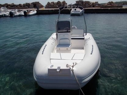Rental RIB Seapower 530 Arzachena