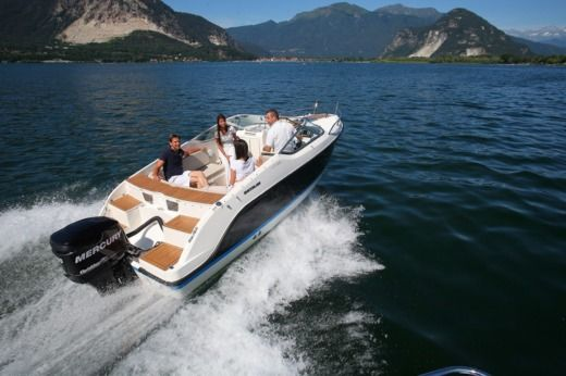 Quicksilver Activ 645 Cruiser a Antibes tra privati