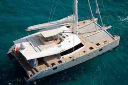 Location Catamaran Sunreef 62 Sant Antoni de Portmany