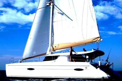 Location Catamaran Fountaine Pajot Lipari 41 Sóller