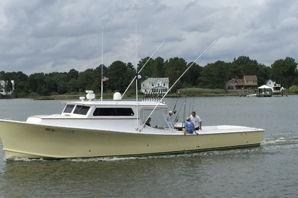 Rental Motorboat Motorboat 46 Chesapeake