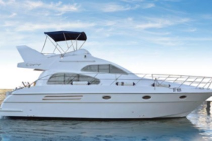 Charter Motorboat Gulf Craft D3-19 Dubai
