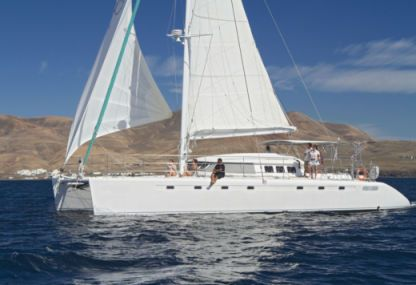 Location Catamaran Fountaine Pajot 56 Fuerteventura