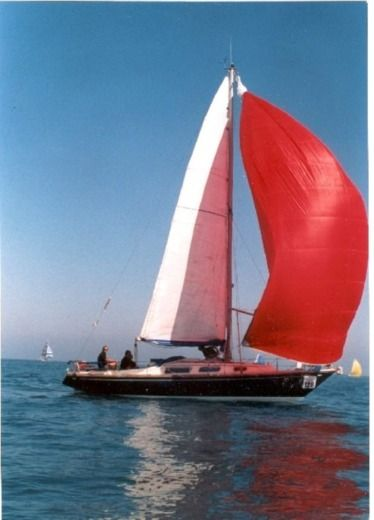 Sailboat Hallberg Rassy Mistress