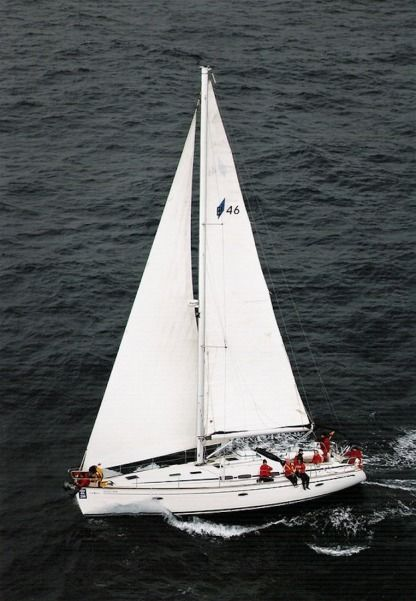 Rental Sailboat Bavaria 46 Cruiser Valencia