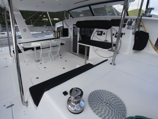 Voyage Yachts 520 in British Virgin Islands for hire