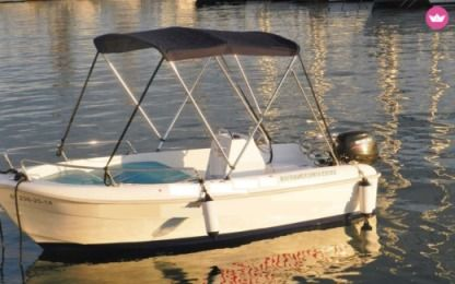 Charter Motorboat Estable 400 Sitges