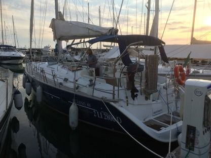 Charter Sailboat Beneteau Oceanis 411 Scarlino Scalo