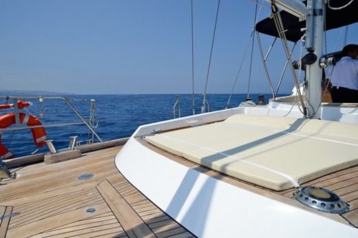 Charter Sailboat Beneteau Ms 20 Tropea