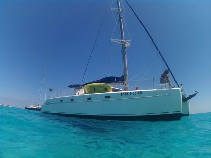 Location Catamaran Fountaine Pajot Belize 43 Vilanova i la Geltrú