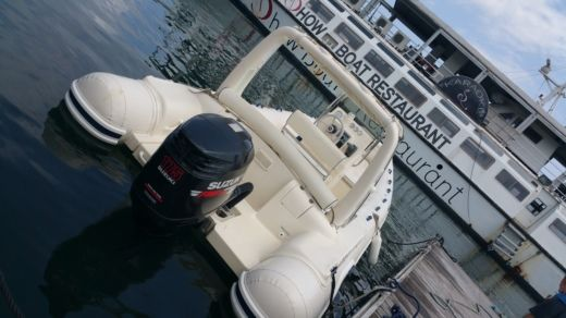 RIB Mar-Co Marine Twenty Power zu vermieten