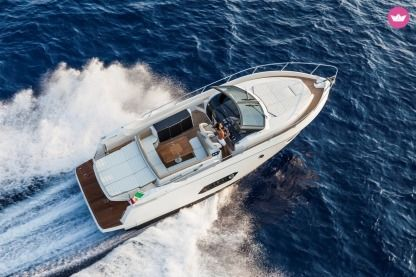 Rental Motorboat Absolute 40 Cannes