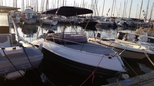 Motorboat Marinello Family Sport 19 peer-to-peer