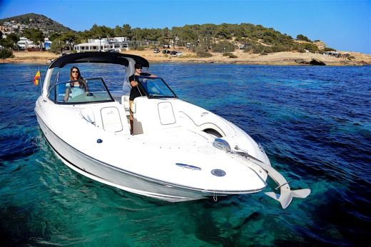 Miete motorboot in Ibiza