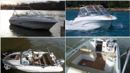 BENETEAU Flyer Cabrio 650 in Viviers-du-Lac for hire