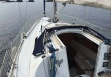Charter sailboat in Six-Fours-les-Plages