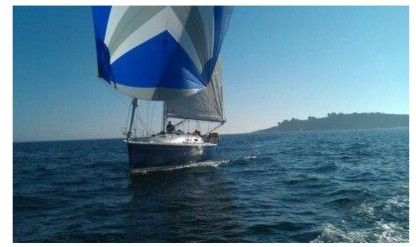 Rental Sailboat Beneteau First 36.7 Lorient
