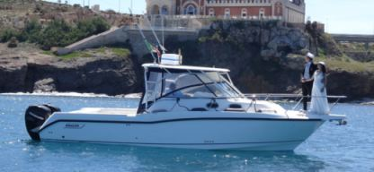 Rental Motorboat Boston Whaler Conquest 305 Marzamemi