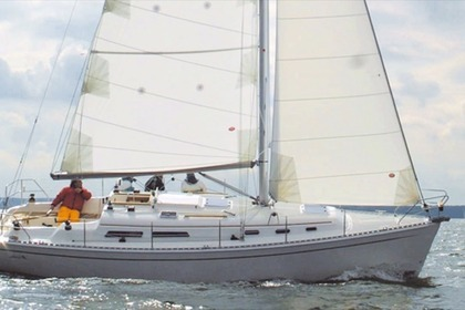 Rental Sailboat HANSE 341 Ostia