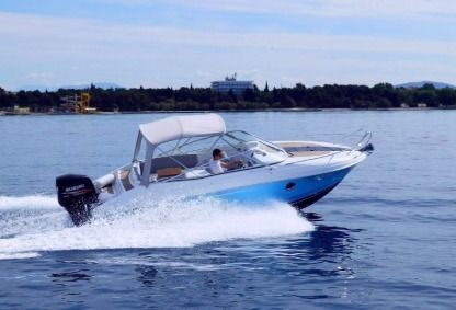 Charter Motorboat Beneteau 750 Cabrio Vodice