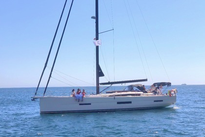 Hire Sailboat DUFOUR DUFOUR 56 Lisbon