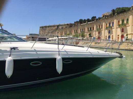 Sea Ray Sundancer 455 in La Valette zu vermieten