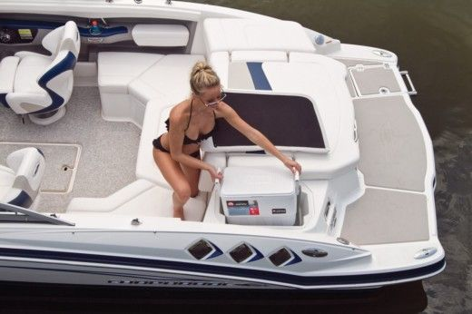 Motorboat CHAPARRAL SSI 216 for hire