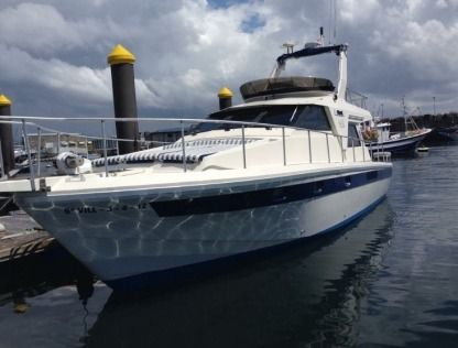 Rental Motorboat Gallart 13,5 Boiro