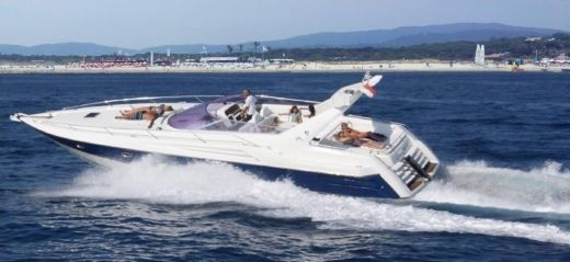Motorboat SUNSEEKER 48 SUPERHAWK peer-to-peer