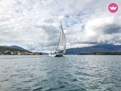 Rental Sailboat  Oceanis 45 (4 Cabins) Kotor