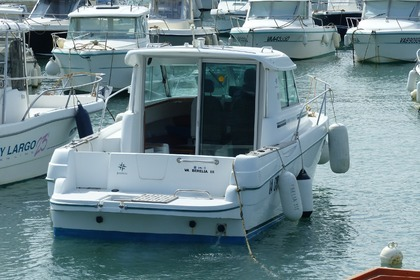 Rental Motorboat JEANNEAU merry fisher 6.95 Sarzeau