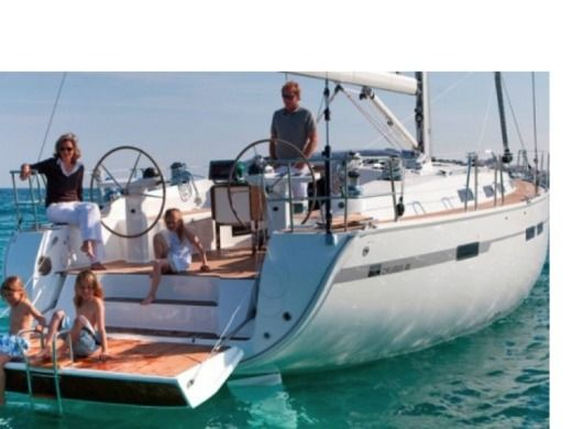 Bavaria 45 Cruiser a Barcellona tra privati