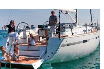 Rental Sailboat BAVARIA 45 CRUISER Barcelona