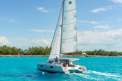 Location Catamaran LAGOON 42 Horta