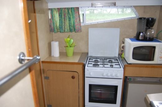 Houseboat BOUNTY BOAT Tasman 15  Buccaneer  34 RC for hire