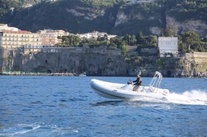 Rental RIB Italboat Selva 570 Sorrento
