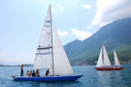 Rental Sailboat Helbling Bootbau Trias Bouveret