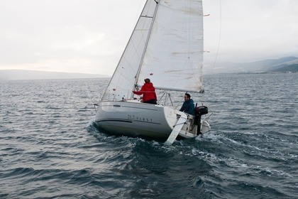 Hire Sailboat BENETEAU First 21.7 v Split