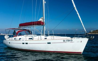 Rental Sailboat Beneteau Oceanis 411 Portisco