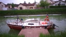Rental sailboat in Dives-sur-Mer