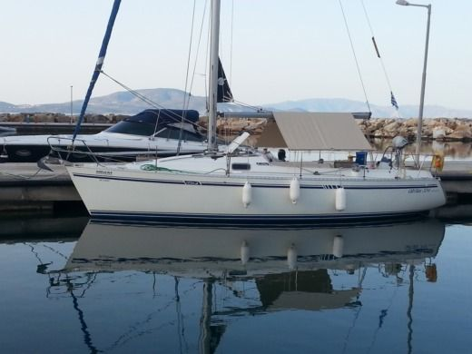 Dufour S Long Cockpit 34 - Skipper Included en Grecia en alquiler