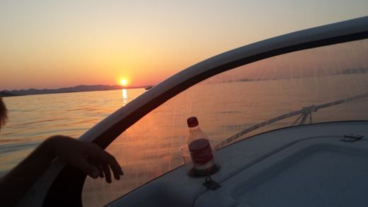 Quicksilver 550Wa in Zadar for hire