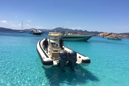 Hire RIB Sea Water Smeralda 300 Porto Cervo
