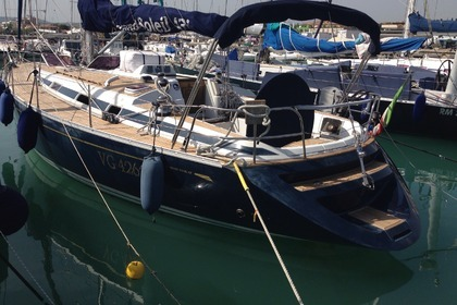 Hire Sailboat GRAND SOLEIL Cantiere del Pardo Giulianova