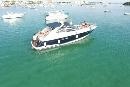 Hire Motorboat ABSOLUTE 45 Porto Cesareo