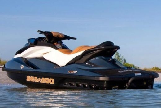 Jet ski BRP Seadoo GTI 180cv édition Limited peer-to-peer