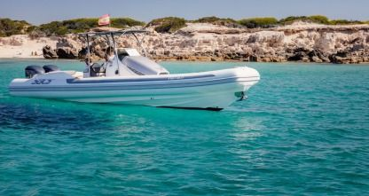 Location Semi-rigide Sacs Strider 10 Ibiza
